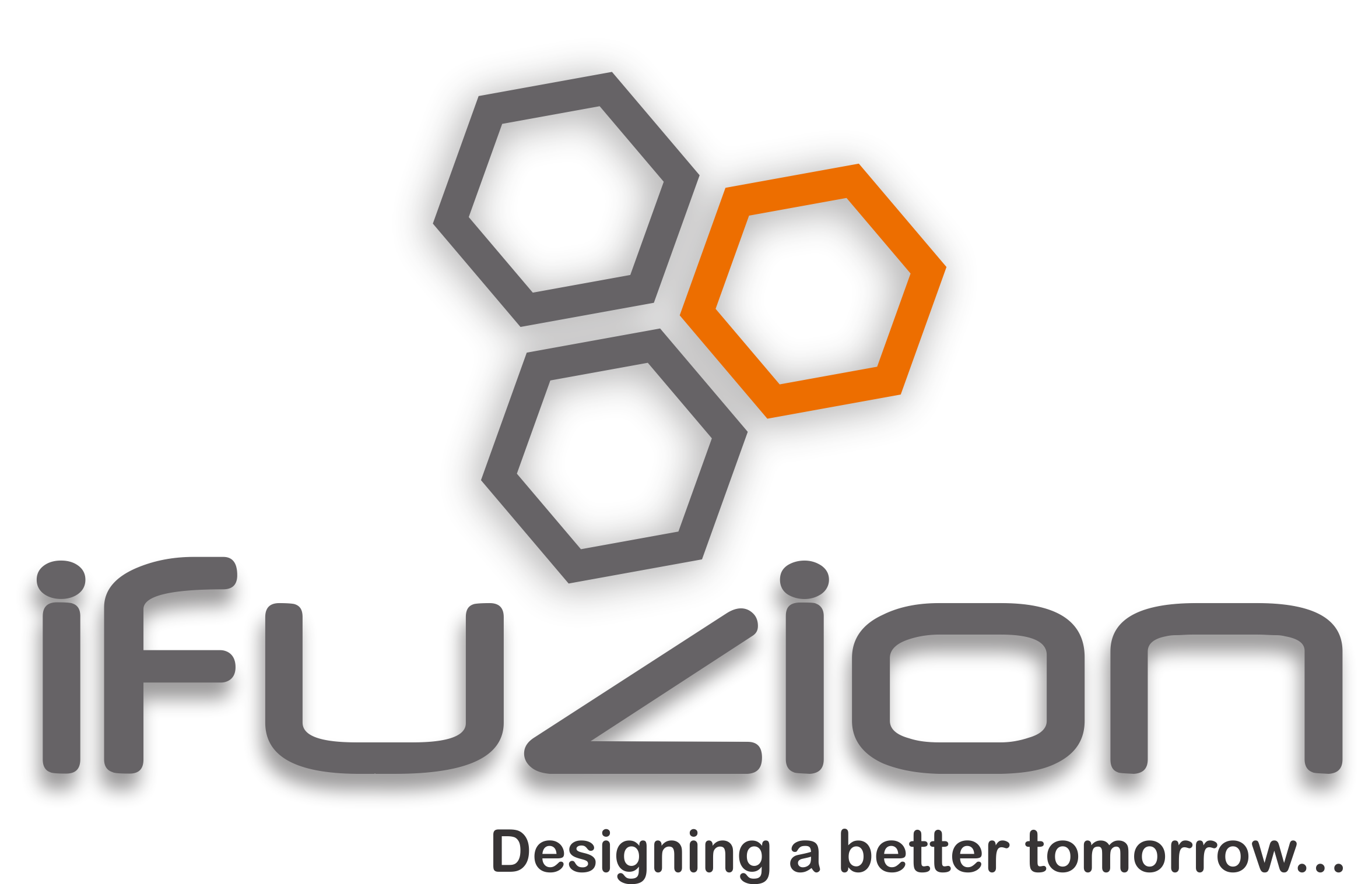 iFuzion Logo Stacked Tag Line Offset 11c